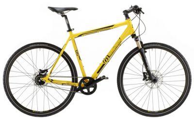 Müsing Twinroad Shimano Alfine 11- Gang Crossrad Disc Bremsen
