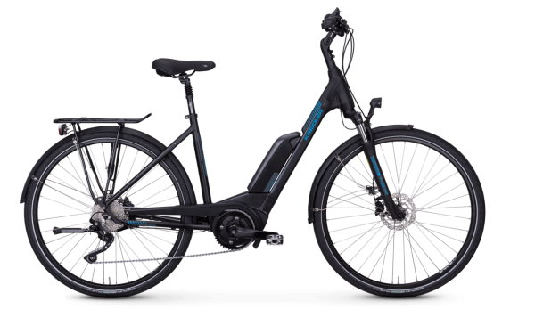 Kreidler Vitality Eco 3 500 Wh Shimano Deore 9-Gang Kettenschaltung Wave E-Bike